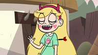 S3E31 Star Butterfly 'I don't have anything on'