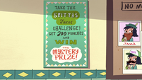 S4E30 Britta's Tacos Mystery Prize promotion