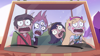 S4E31 Star and friends scream in terror