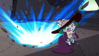 S4E35 Magic strikes the ground near Eclipsa