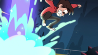 S1E4 Marco dodges land mine explosion