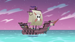 S2E33 The seabunnies' pirate ship