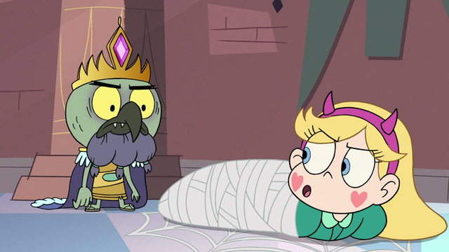 Файл:S3E7 Star Butterfly 'you don't know, do you?'.png