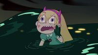 S3E7 Star Butterfly unable to hear her mother