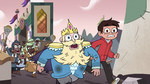 S4E1 Marco and King Butterfly run away