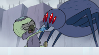 S2E2 Ludo and spider fight over fish
