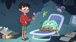 S3E19 Marco Diaz talking with Tad