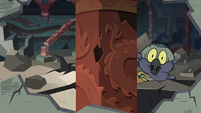 S3E3 Ludo surprised to see Glossaryck