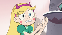 S3E7 Star Butterfly 'he's in the wands'