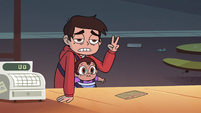 S4E26 Marco ordering two more tacos