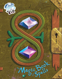 The Magic Book of Spells cover