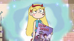 S2E4 Star Butterfly making a realization