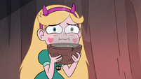 S4E28 Star Butterfly looking very grossed out