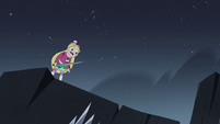 S4E5 Star Butterfly watches fire demon fall