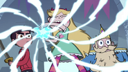 S4E1 Star charging a Narwhal Blast