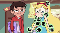 S2E11 Star Butterfly holding all the tadpoles