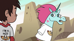 S2E13 Pony Head starts to leave
