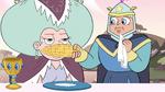 S2E15 Aunt Etheria politely eating corn
