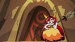 S2E31 Hekapoo clone 1's flame is extinguished