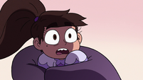 S3E38 Marco Diaz looking shocked at Tom