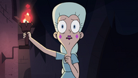 S4E15 Moon Butterfly picking up a wall torch