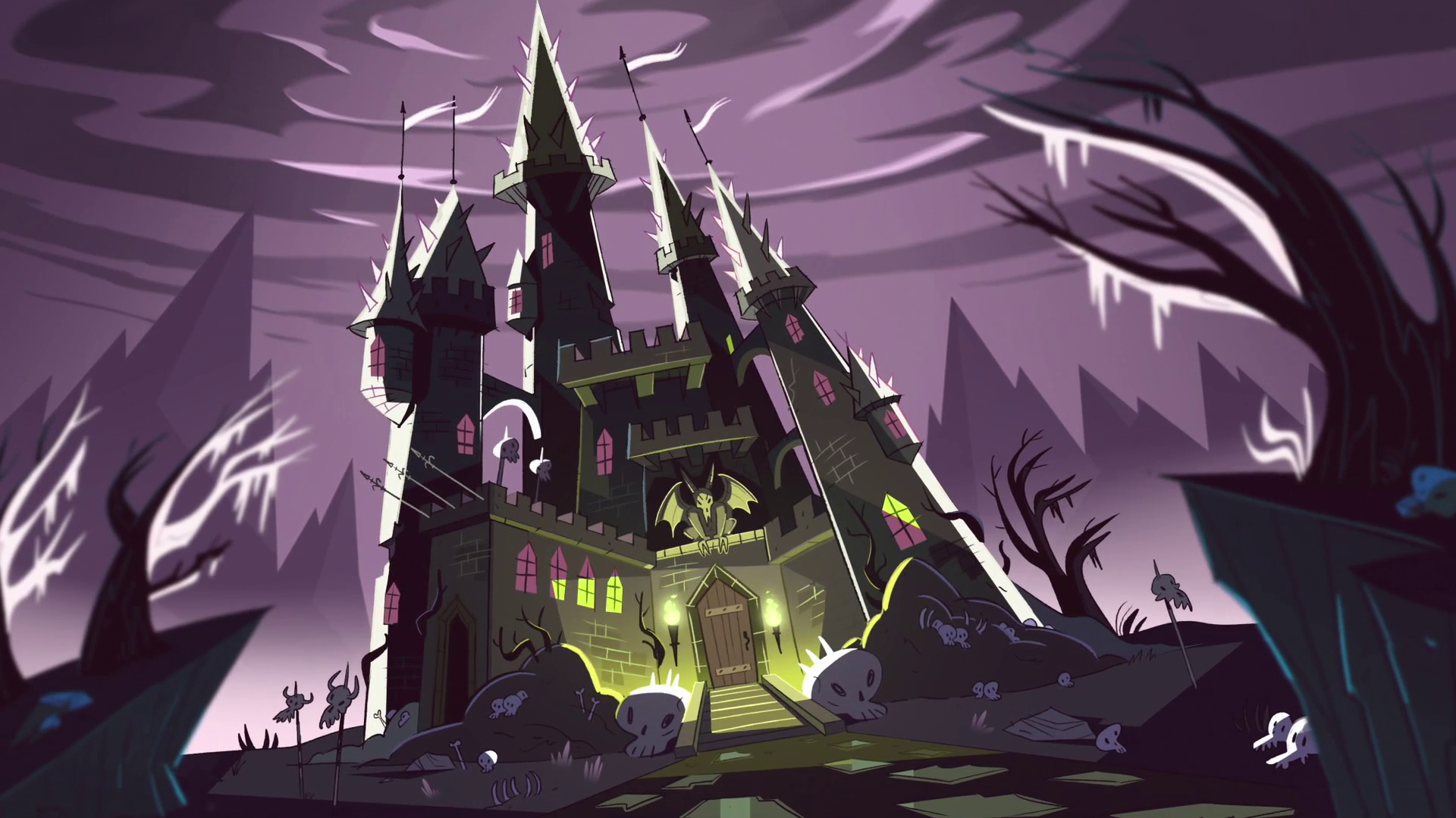 Castle Avarius | Star vs. the Forces of Evil Wiki | FANDOM