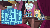 S3E29 Queen Moon 'this is the Box of Truth'