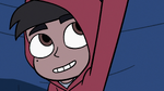 S3E6 Marco Diaz grinning thinly