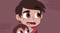 S4E26 Marco 'did you follow me from Mewni?'