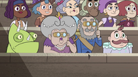 S4E24 Elderly Mewmans using opera glasses