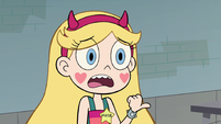 S2E16 Star Butterfly 'what's up with waterworks'