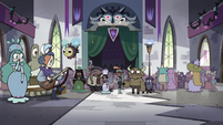 S4E25 Mewmans and monsters mingling