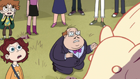 S2E38 Principal Skeeves in tears and on his knees