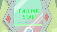 S2E5 Interdimensional mirror calling Star