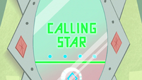 S2E5 Interdimensional mirror calling Star
