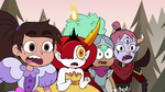 S3E38 Marco and friends looking shocked