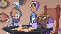 S4E2 Ruberiot playing games with Foolduke's parents