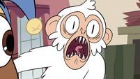 S4E2 White monkey shrieks at Marco