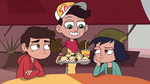 S4E30 Oskar brings food to Star and friends