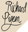 S3E20 Rich Pigeon's signature