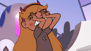 S3E9 Star Butterfly presses her hands to her face