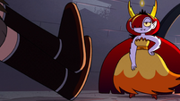 S2E31 Hekapoo listening to Adult Marco