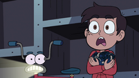 S4E11 Marco Diaz looks completely shocked