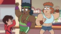 S4E26 Bodybuilder 'I really wanna punch you!'