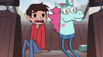 S2E24 Marco Diaz addressing the taxi driver
