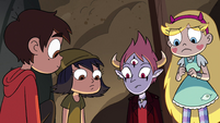 S4E30 Star and her friends look into the well