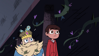 S4E3 Marco and River following Star and Moon