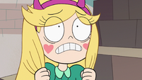 S2E41 Star Butterfly getting extremely nervous