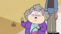 S2E9 Old lady talks about the United States