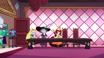 S4E20 Star, Eclipsa, and MHC enter meeting room